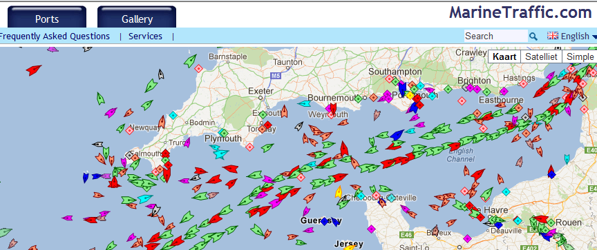 Create Your Own Ais Targets In Marinetraffic Com Ger